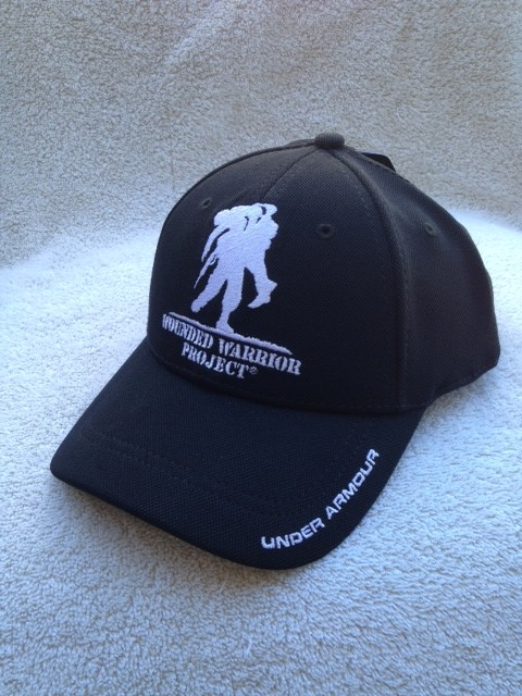 a7f23903a6d Wounded Warrior Baseball Cap (Official)