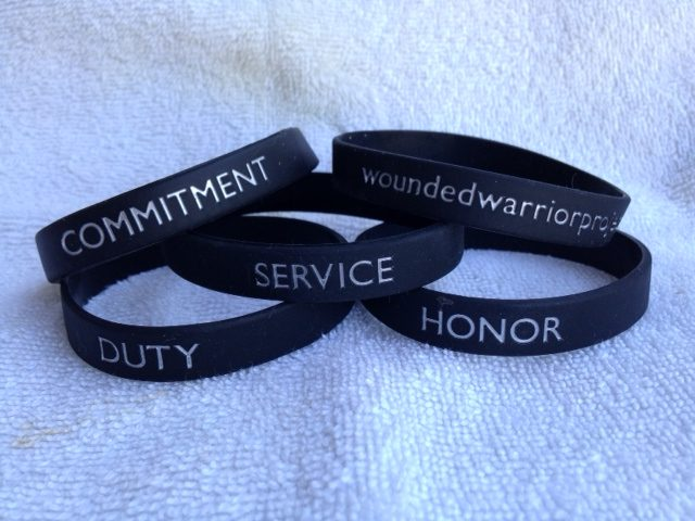 Wwp Wristbands 4 For 7 95 Shipping Incl Donation